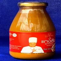 น้ำแกงส้มกึ่งสำเร็จรูปแบบขวด